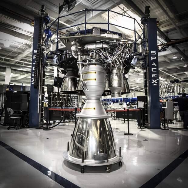 """Эксперт прокомментировал заявление Маска о """"конкуренте"""" двигателю РД-180"""