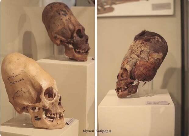 Паракасцы, жившие 3 000 лет назад в Перу