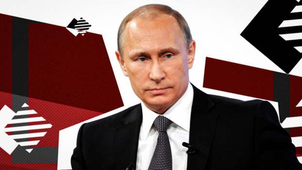 Президент Путин в 2020 году: главные события и перспективы России...
