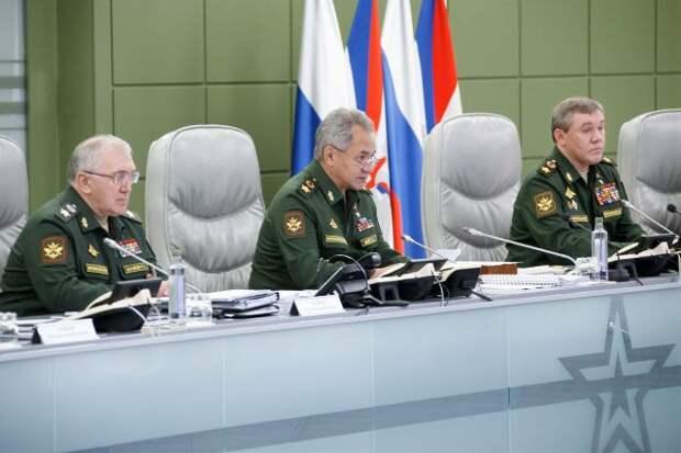 В Москве состоится заседание коллегии Минобороны РФ