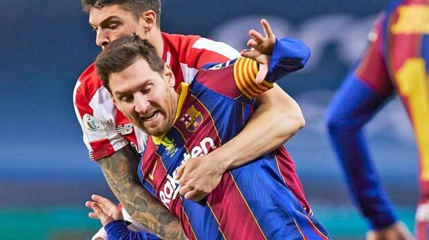 Гордые баски не сдадутся без боя, Месси придется выцарапывать трофей. Прогноз на «Атлетик» — «Барселона»