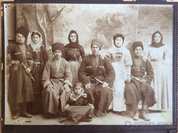 Фото из архива семьи Озовых