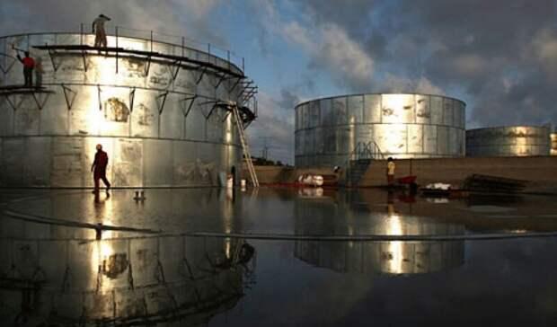 Запасы нефти вСША упали значительно сильнее, чем ожидалось