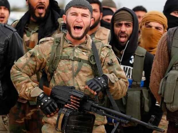 ВКС РФ поставили Анкару наместо, уничтожив сотни боевиков насевере Сирии