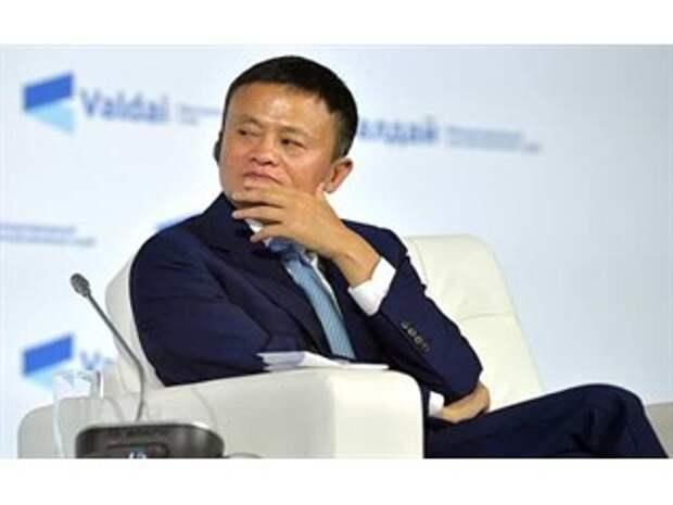Исчез создатель Alibaba Джек Ма