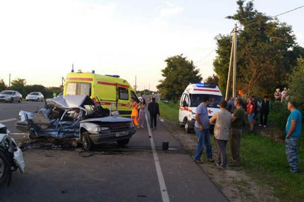 ГИБДД назвала причину большинства аварий со смертельным исходом