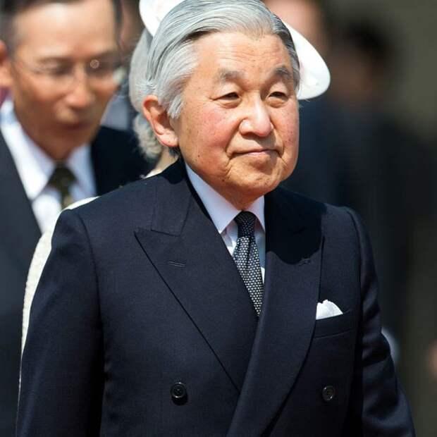 Японский император не примет Путина