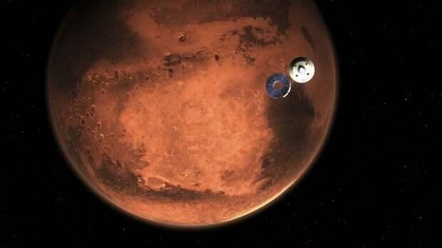 В Кремле оценили успехи NASA в освоении Марса