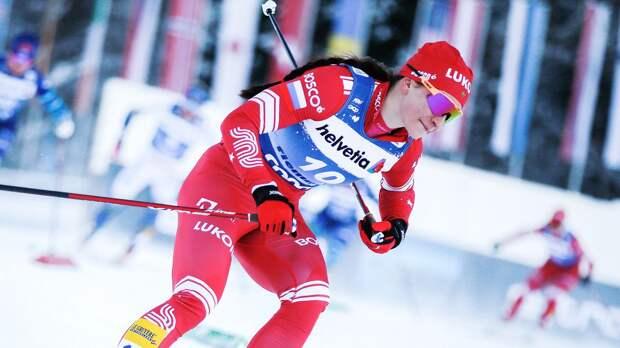 Непряева стала 6-й в скиатлоне на этапе Кубка мира в Лахти, норвежки заняли весь пьедестал