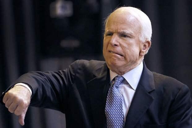 Журнал Форбс напрямую обратился к Маккейну: Простите, сенатор , Россия больше не бензоколонка