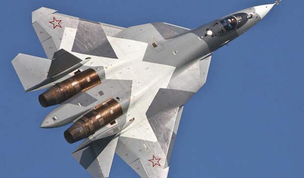Истребитель Су-57 модернизируют доуровня поколения «5+»