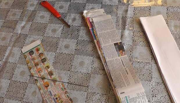 Как поступить с подшивкой старых газет