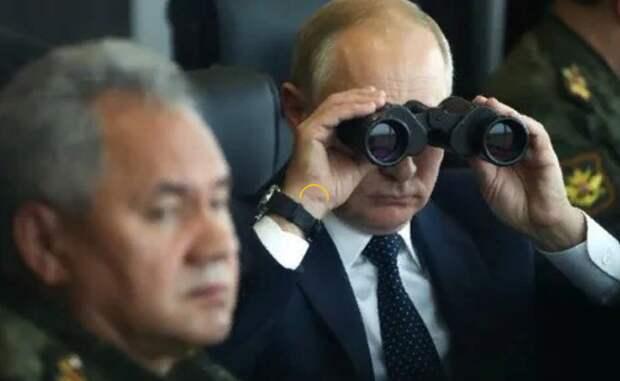 """""""Наш страх перед Путиным лишь придает ему сил"""""""