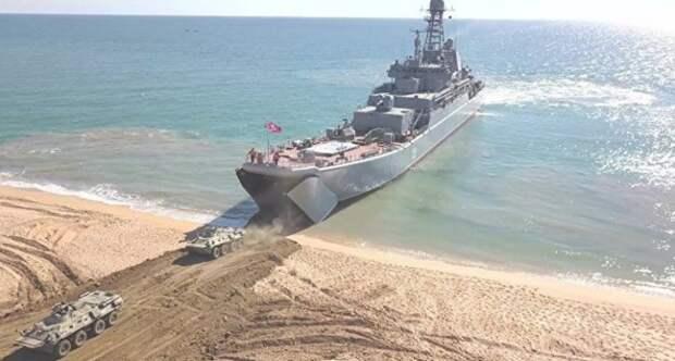 РФ поставила НАТО на место у берегов Крыма