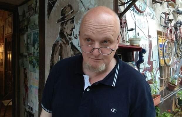 Как слесарь трамвайного депо Олег Макоша стал лучшим русскоязычным писателем по версии американского журнала «Флорида»