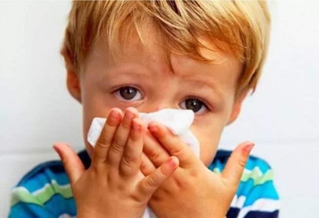 Попробовал отличный способ лечения насморка у ребёнка