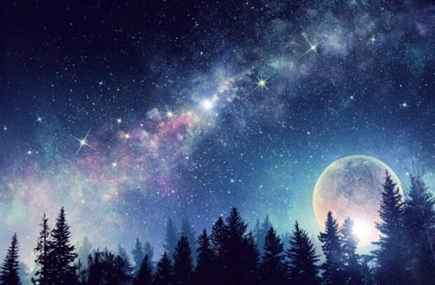 Луна исчезла с неба 1000 лет назад