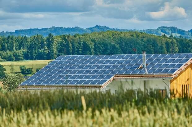 Магазины в Румынии начнут работать от солнечных батарей
