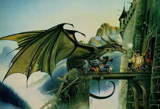 Поговорим о драконах с научной точки зрения