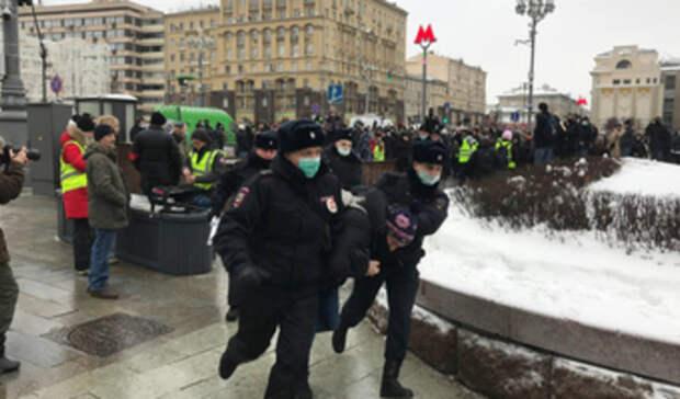 На сайте посольства США разместили карты протестных акций. МИД РФ требует объяснений