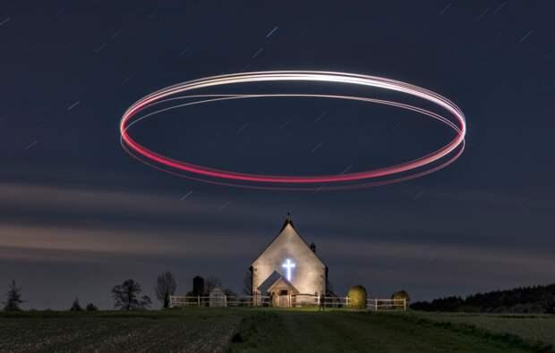 Завораживающие фотографии Великобритании свысоты птичьего полета отКриса Гормана