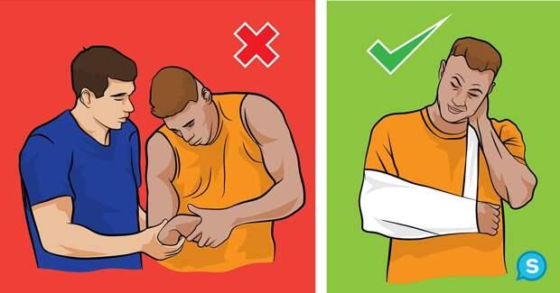 9 мифов об оказании первой помощи, которые приносят очень много вреда