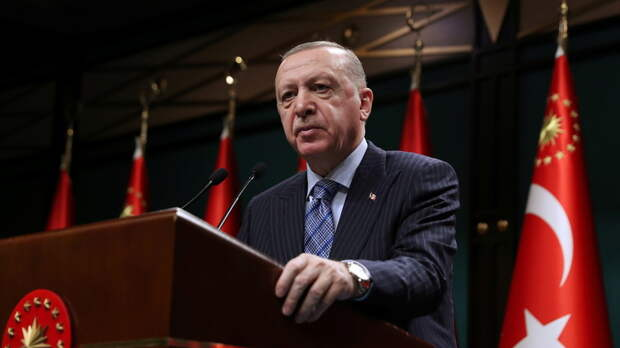 Эрдоган проклял австрийские власти за поднятие флага Израиля