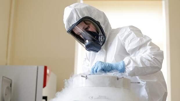 В России создали прибор, определяющий коронавирус в воздухе