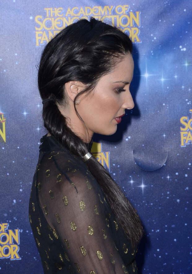 Как у Бейонсе и Джиджи Хадид: в моду вошла коса-хвост