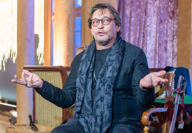 57-летний Александр Домогаров женится в четвертый раз