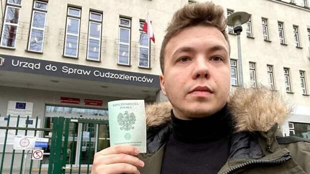 Бывший главред Nexta Протасевич помещен в минский СИЗО КГБ