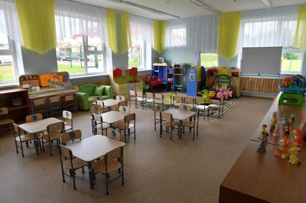 Два детских сада открыли в Завьяловском районе