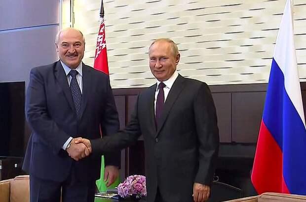 Лукашенко: РБ и РФ надо доработать еще 6-7 дорожных интеграционных карт