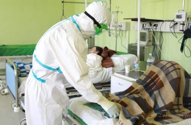 В Красноярском крае еще 484 человека заболели коронавирусом