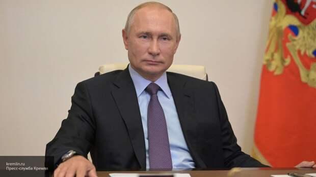 Путин обсудил с членами Совбеза задержание россиян в Белоруссии