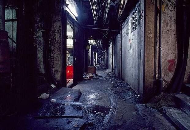 На маленьком клочке земли город, интересно, история, китай, познавательно, факты