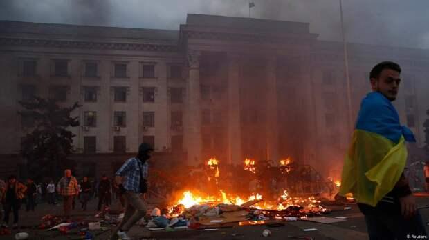 Слушания в ООН по поводу массового убийства 2 мая в Одессе. Александр Роджерс