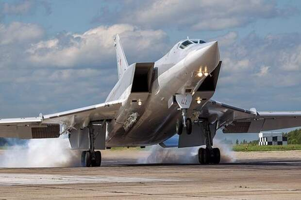 Sina: переброска Россией ракетоносцев Ту-22М3 в Сирию создало опасный для НАТО прецедент