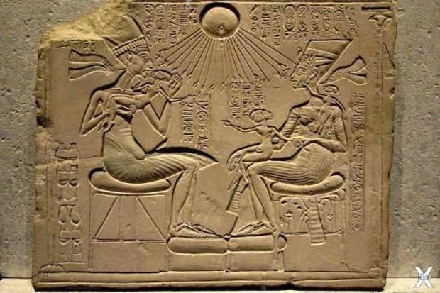 Совершенная красота Нефертити