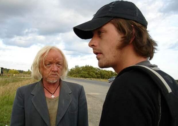 Кадр из фильма *Граффити*, 2005   Фото: kino-teatr.ru