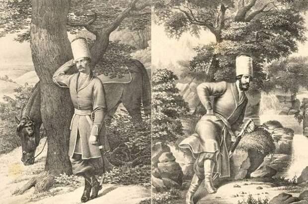 Кавказская черкеска. Не просто обмундирование