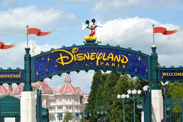 Сказка наяву: Disneyland в Париже