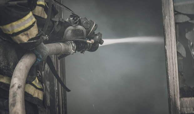 На улице Молодежной  в Медногорске сгорел курильщик