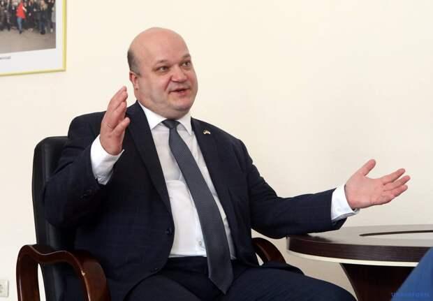 """Украина """"должна стать"""" Ойкуменой?"""