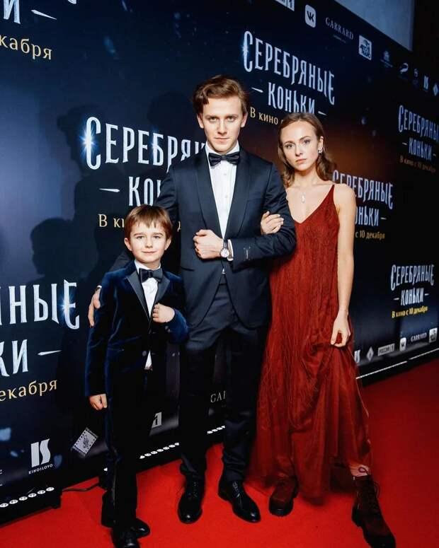 Россия, которую мы потеряли: Елизавета Боярская, Юра Борисов и Аглая Тарасова
