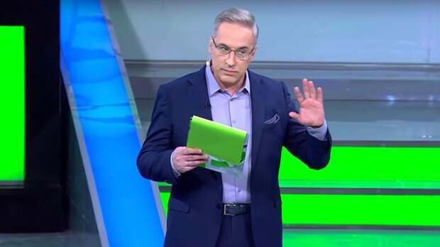Норкин двумя фразами «умыл» актеров Назарова и Майкова за критику парада Победы