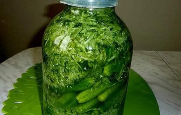 Рецепт огурцов в собственном соку на зиму без стерилизации и уксуса