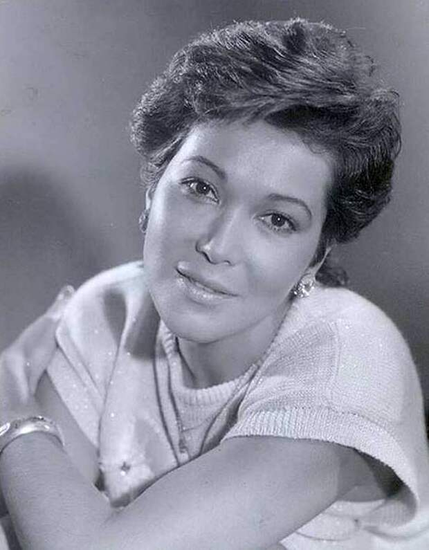 Сказочная красавица советского кино Тамара Шакирова