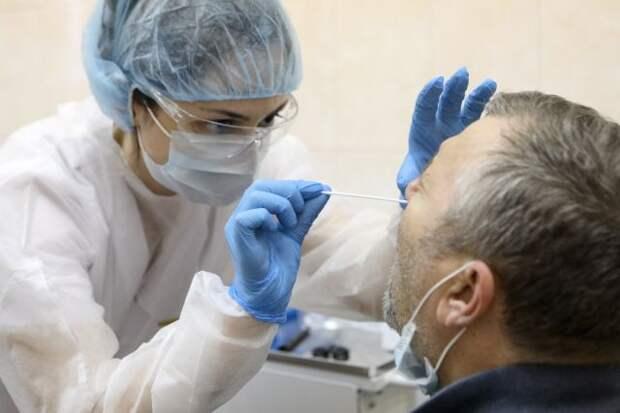 Число заболевших коронавирусом в России за сутки увеличилось на 8 731