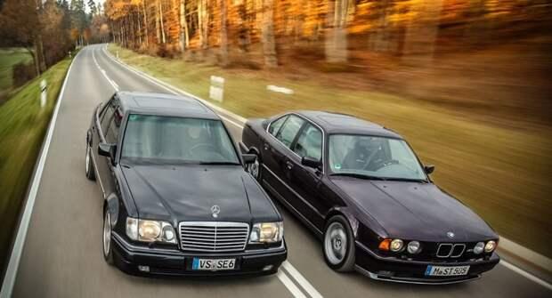 Машины премиальных брендов Mercedes-Benz и BMW стали самыми продаваемыми на вторичном авторынке Москвы